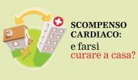 Scompenso Cardiaco:e se mi Curassi a Casa?