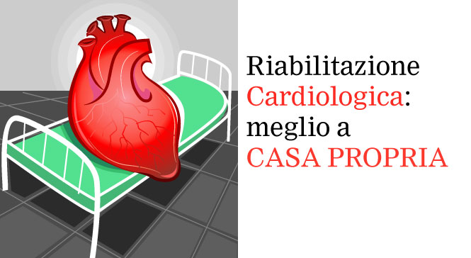 riabilitazione cardiologica a domicilio