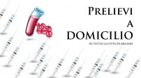 Prelievi a Domicilio