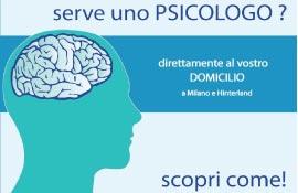 Visite di Psicologi Qualificati al Tuo Domicilio, a Milano e Hinterland