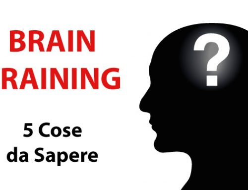 Brain Training: 5 Cose da Sapere