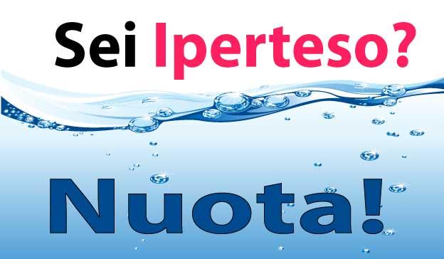 Ipertensione: il nuoto come cura naturale