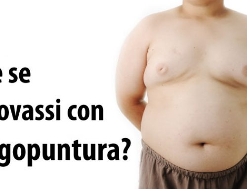 Dieta: piu' efficace se associata all'Agopuntura