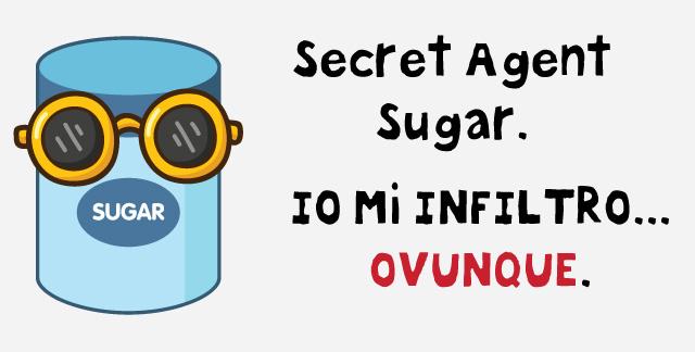 Secret Agent Sugar